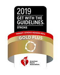 Gold Plus Get with the Guidelines - Stroke