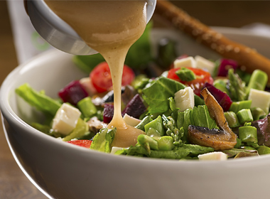 Basic Vinaigrette Dressing