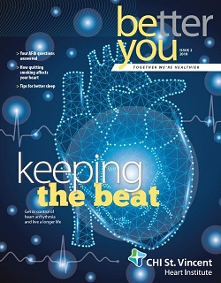 Better You Magazine - Keeping the Beat - PDF