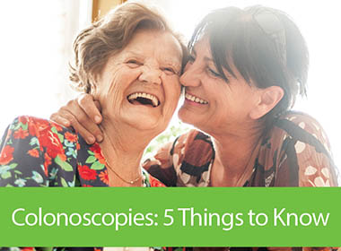 5 Things You've Always Wanted to Know about Colonoscopies