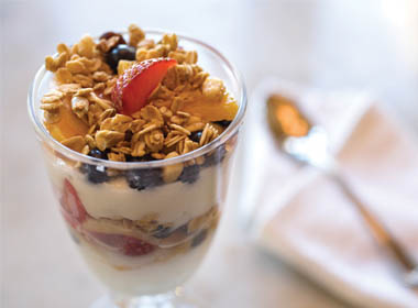 Delicious Yogurt Parfait