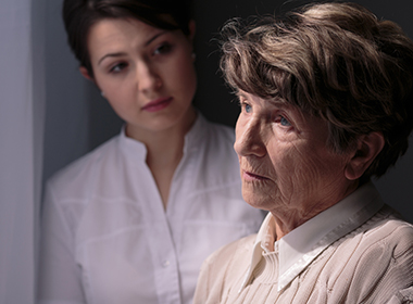 Mental Health Can Impact Risk for Coronavirus in Older Adults