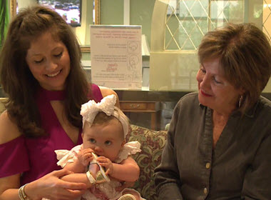 Breast Cancer Survivor Gives Birth to Healthy Baby Girl