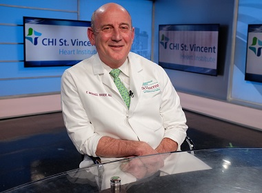 Dr. Michael Bauer, Cardiovascular Surgeon, Discusses Heart Surgery