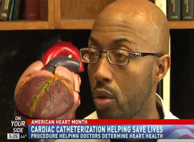 Dr. Morris Kelley Explains Cardiac Catheterization