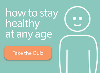How to Stay Healthy at Any Age
