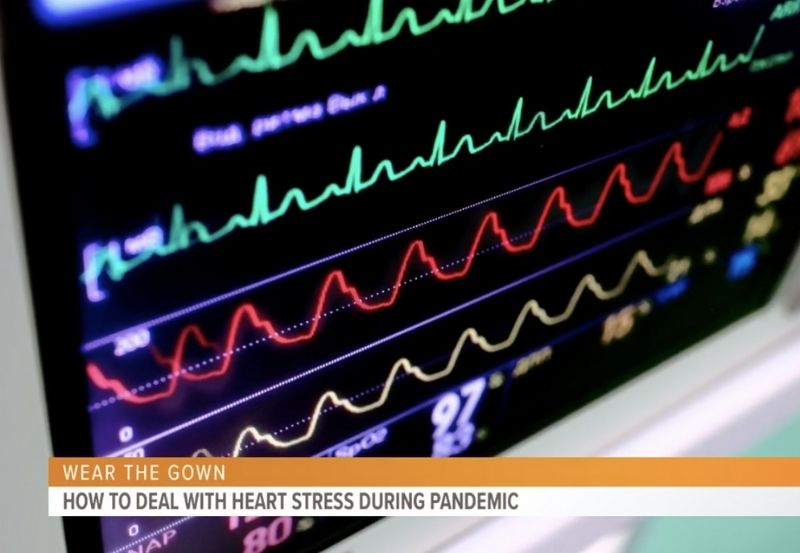 How Much Stress Is Too Much for Your Heart