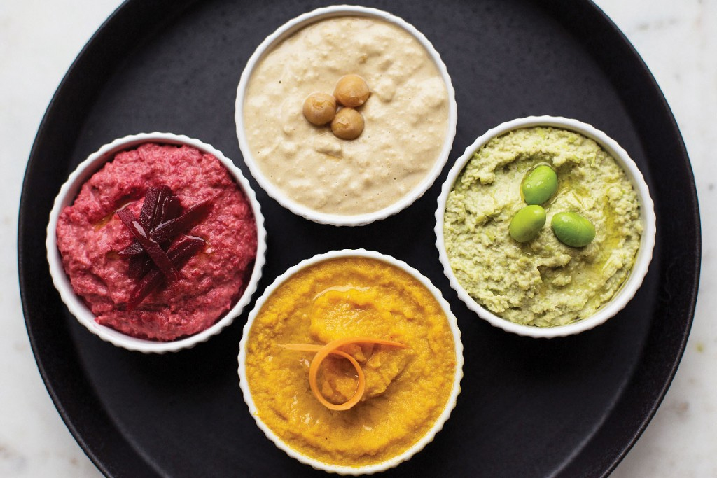 Hummus So Many Ways