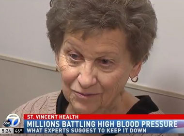 June Johnson Keeps High Blood Pressure in Check