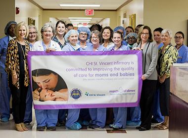 Maternal Child Giving Babies a Healthier Start