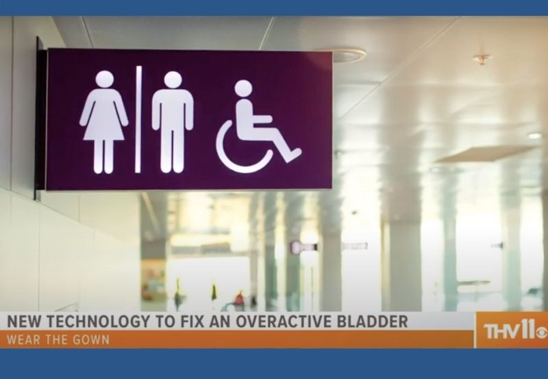 Finding Relief From An Overactive Bladder