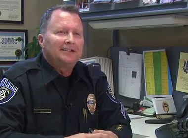 Colonoscopy Saves Officer's Life