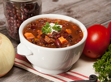 Slow Cooker Chocolate Chili