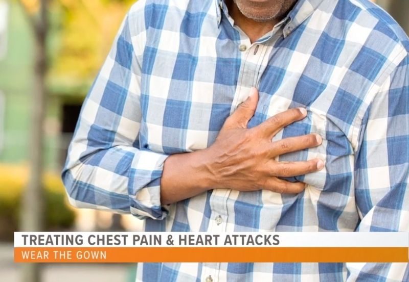 Identifying Chest Pain and Heart Attacks