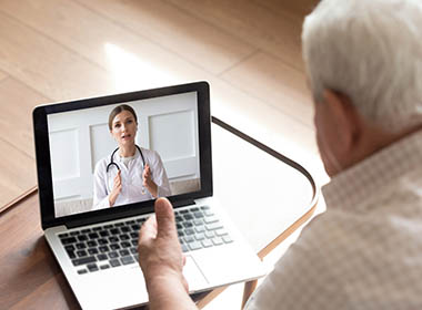 How Virtual Visits Work - Primary Care Doctor, Keith Cooper, MD, Explains