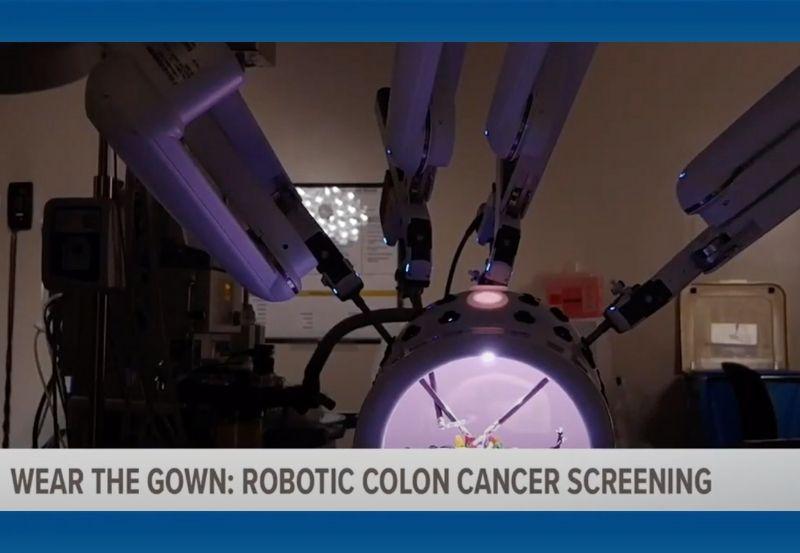 Robotics Provide New Options for Colorectal Surgery