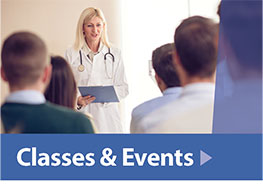 Classes and Events For Your Family