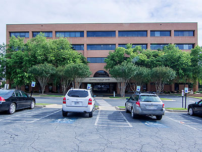 CHI St. Vincent Cardiovascular Surgery Clinic - Little Rock - Blanford Bldg.