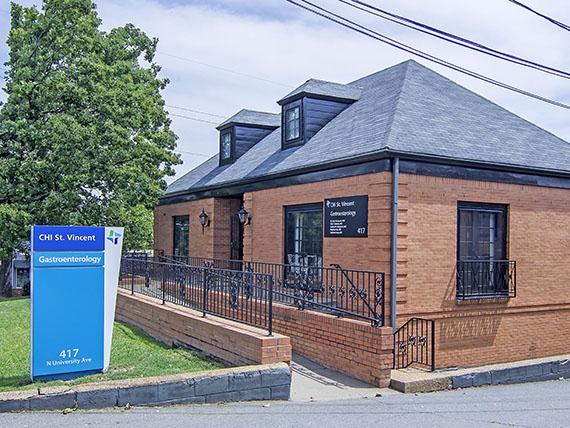 CHI St. Vincent Gastroenterology Clinic - Little Rock
