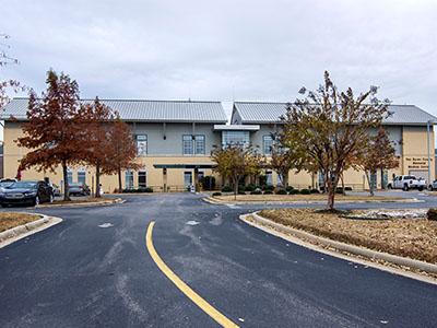 CHI St. Vincent Heart Clinic Arkansas - Clinton