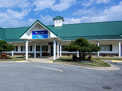 CHI St. Vincent Heart Clinic Arkansas - Heber Springs