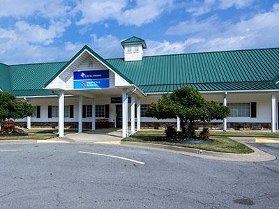 CHI St. Vincent Heart Clinic Arkansas - Heber Springs