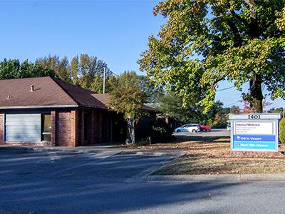CHI St. Vincent Heart Clinic Arkansas - Jacksonville