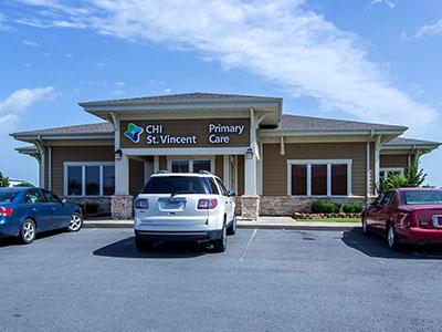 CHI St. Vincent Heart Clinic Arkansas - Lonoke