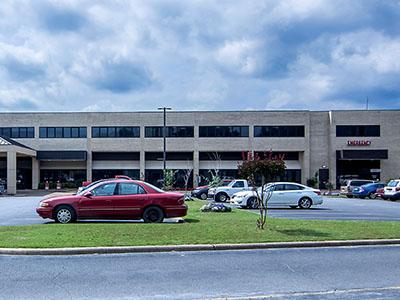 CHI St. Vincent Heart Clinic Arkansas - Malvern
