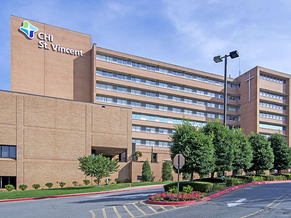 CHI St  Vincent Infirmary - Little Rock | Best Regional