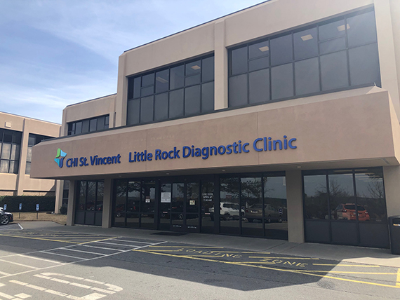 CHI St. Vincent Little Rock Diagnostic Clinic