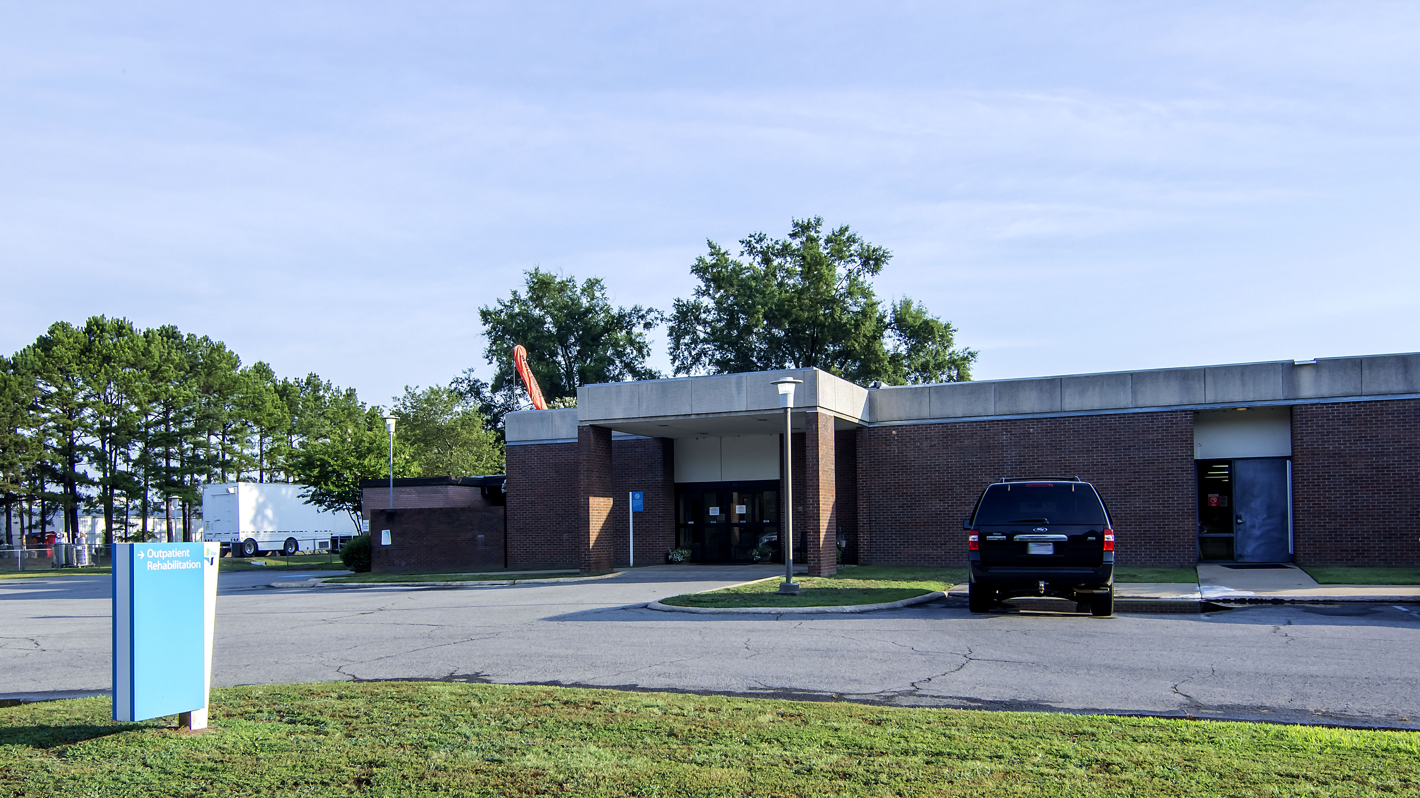 CHI St. Vincent Wound Care Center - Morrilton