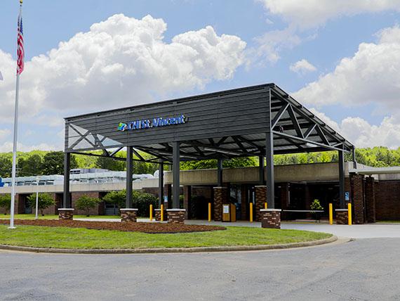 CHI St. Vincent Heart Clinic Arkansas - Morrilton
