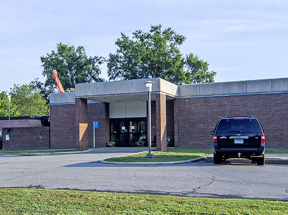 CHI St. Vincent Rehabilitation and Physical Therapy - Morrilton