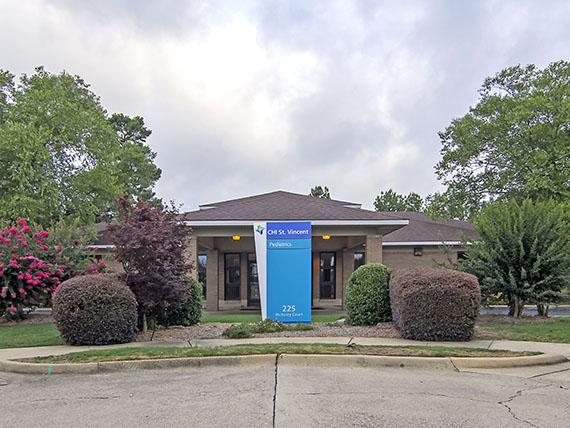 CHI St. Vincent Pediatrics - Hot Springs