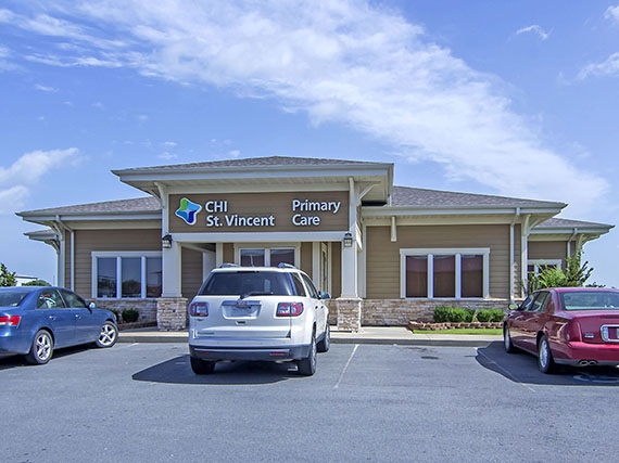 CHI St. Vincent Primary Care - Lonoke