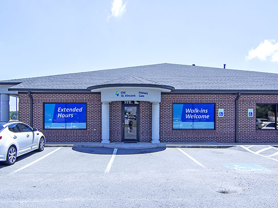 CHI St. Vincent Primary Care - North