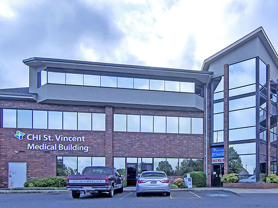 CHI St. Vincent Primary Care - Village