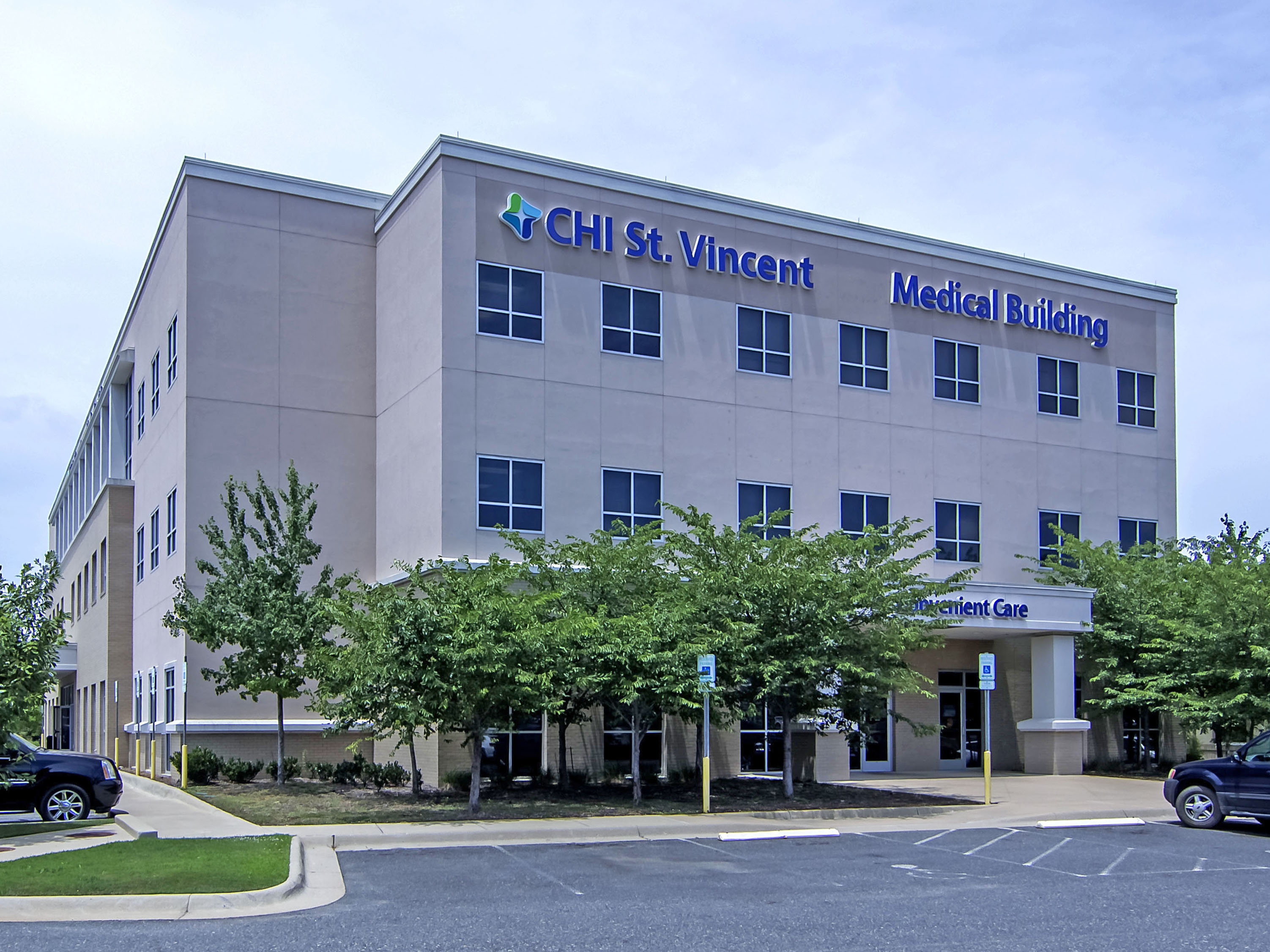 CHI St. Vincent Primary Care - Hot Springs-South Campus