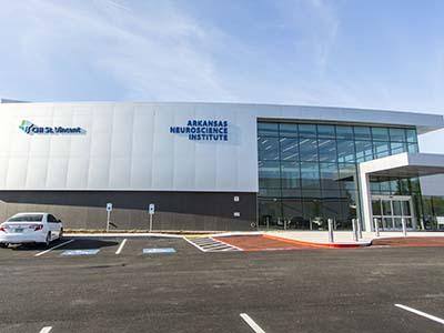 CHI St. Vincent Arkansas Neuroscience Institute