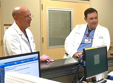 Father and Son Heart Surgeon Duo Help Keep Hearts Healthy