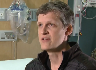 Open Heart Surgery Saves 28-Year-Old Cyclist