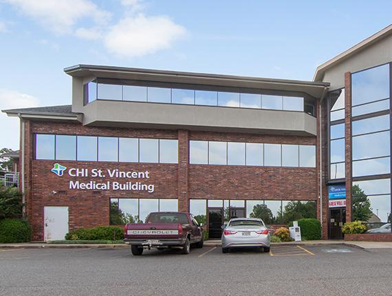 CHI St. Vincent Heart Clinic Arkansas - Hot Springs Village