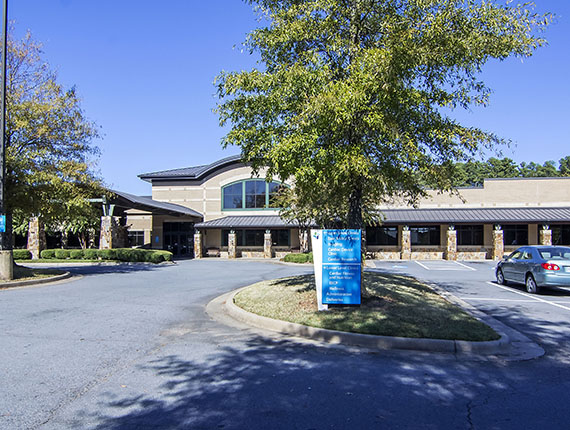 CHI St. Vincent Cardiovascular Surgery Clinic - Little Rock - Kanis