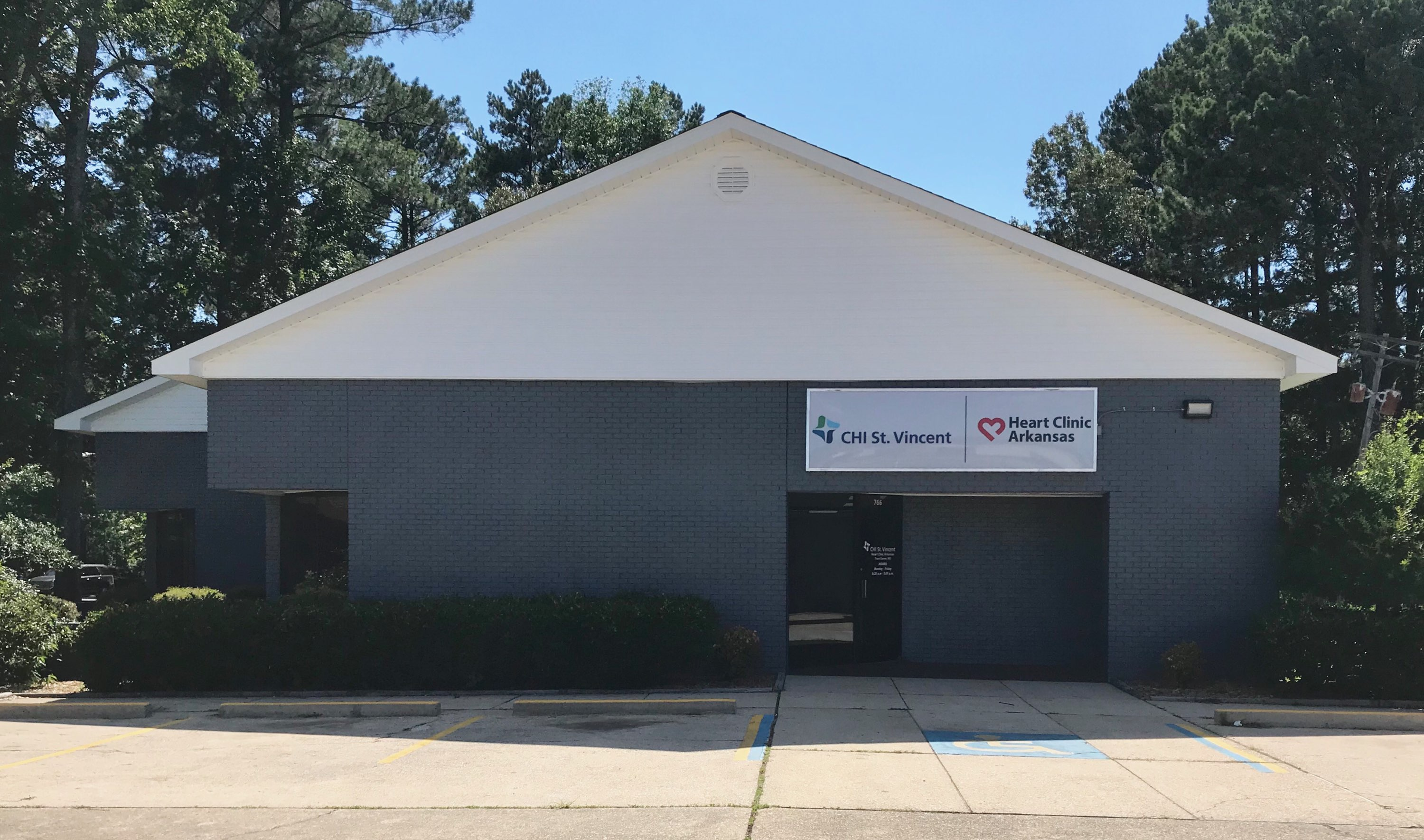 CHI St. Vincent Heart Clinic Arkansas - Monticello