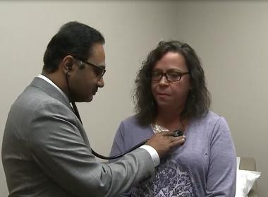 Pulmonary Hypertension Specialist Helps Extend Life