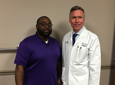 Charlie Meabon Finds Life After a Heart Attack with the Help of Dr. John Colleran
