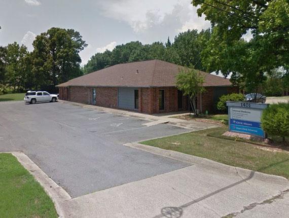 CHI St. Vincent Heart Clinic Arkansas - Jacksonville - North Pulaski