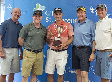 2018 CHI St. Vincent Golf Classic Brings Foundation Supporters Together