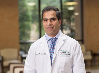 Q&A: TAVR with Cardiologist, Dr. Aravind Rao